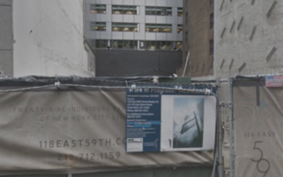 Globest.com: Euro Properties closes sale of 118 E. 59th St.