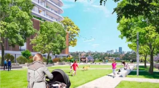 The Urban Developer: developers shortlists buyers for Channel Nine site